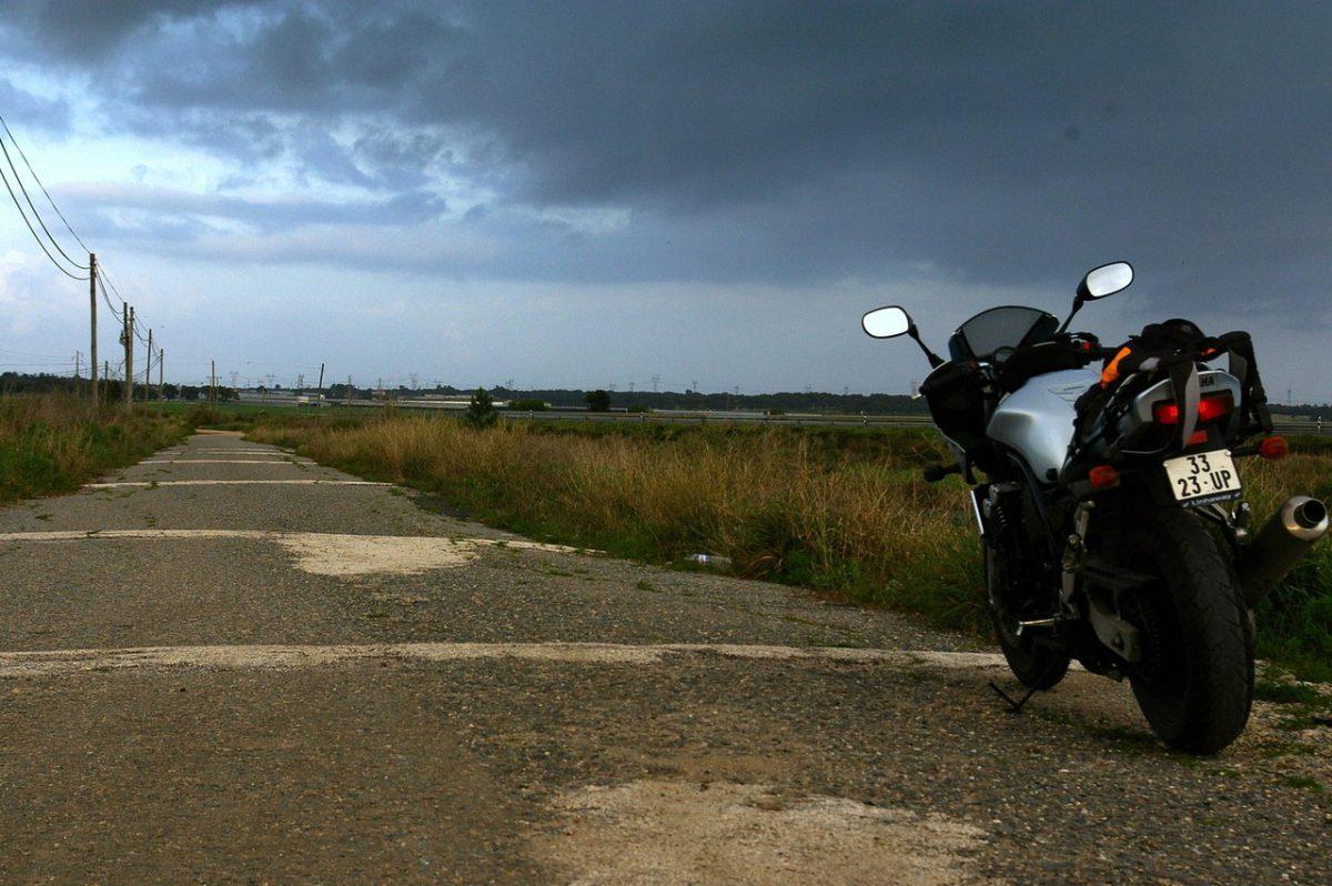 Motocykle i ich kierowcy