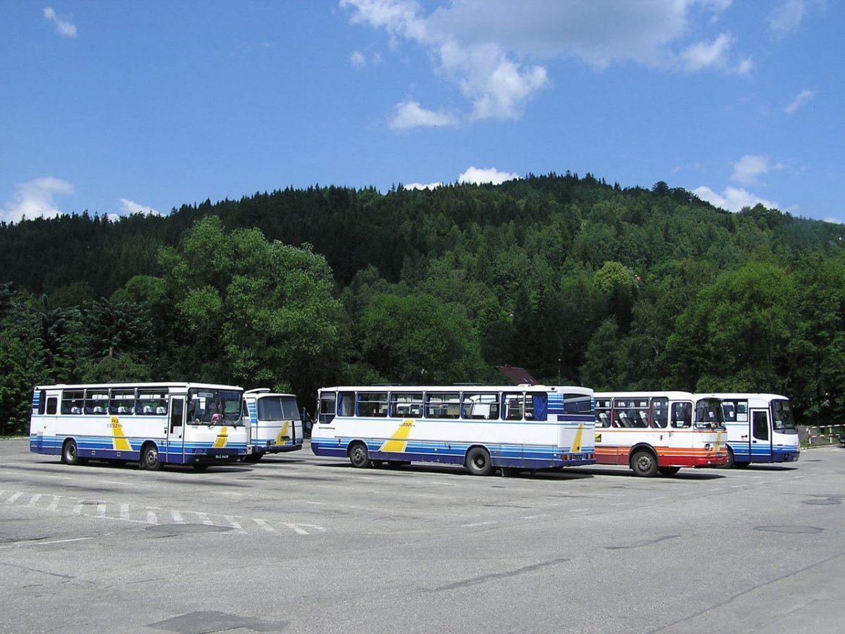 Podróż autobusem