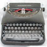 Kiedyś maszyny do pisania były bardzo ważne